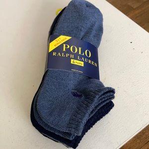Polo Ralph Lauren Classic Sport Socks 4 Pack